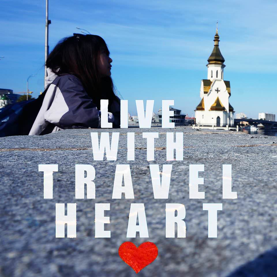 live with travel heart